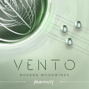 HEAVYOCITY/VENTO: MODERN WOODWINDS【オンライン納品】【在庫あり】