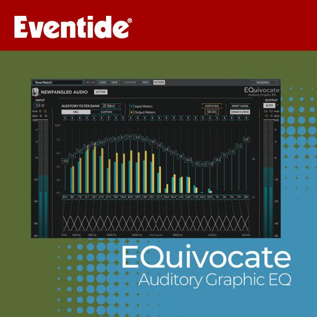Eventide/Equivocate【オンライン納品】
