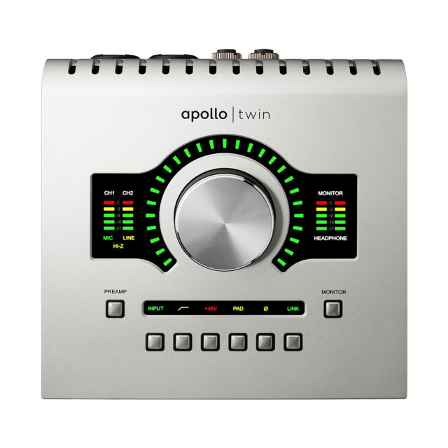 UNIVERSAL AUDIO/Apollo Twin USB Heritage Edition