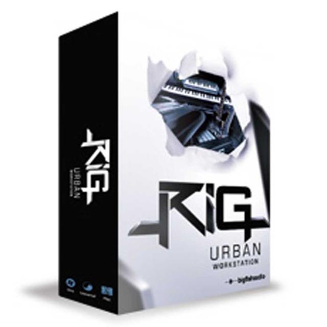 Big Fish Audio/RIG - URBAN WORKSTATION【ダウンロード版】【オンライン納品】【在庫あり】