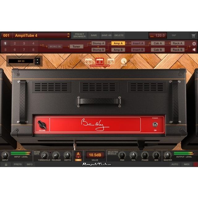 IK Multimedia/AmpliTube Brian May【オンライン納品】