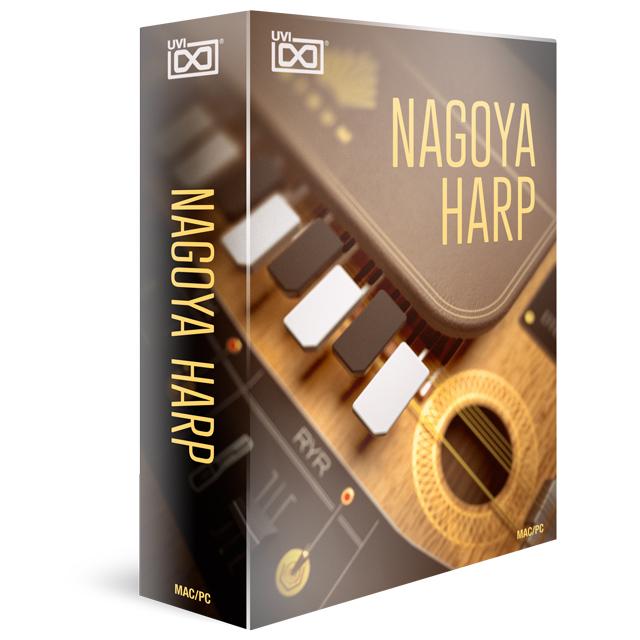 UVI/Nagoya Harp【数量限定特価キャンペーン】【オンライン納品】【在庫あり】