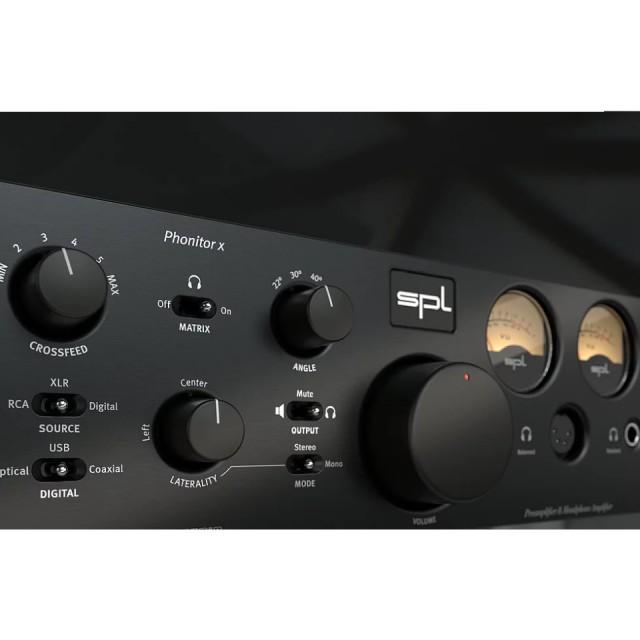 SPL/Phonitor x With DAC768xs