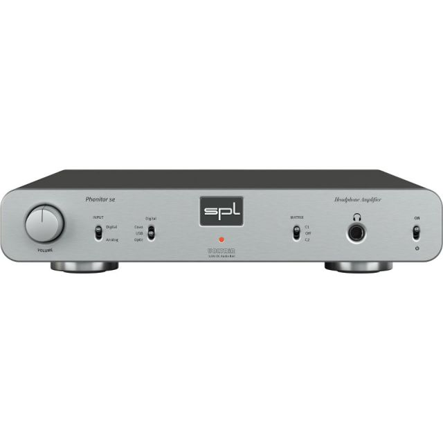 SPL/Phonitor se With DAC768xs silver