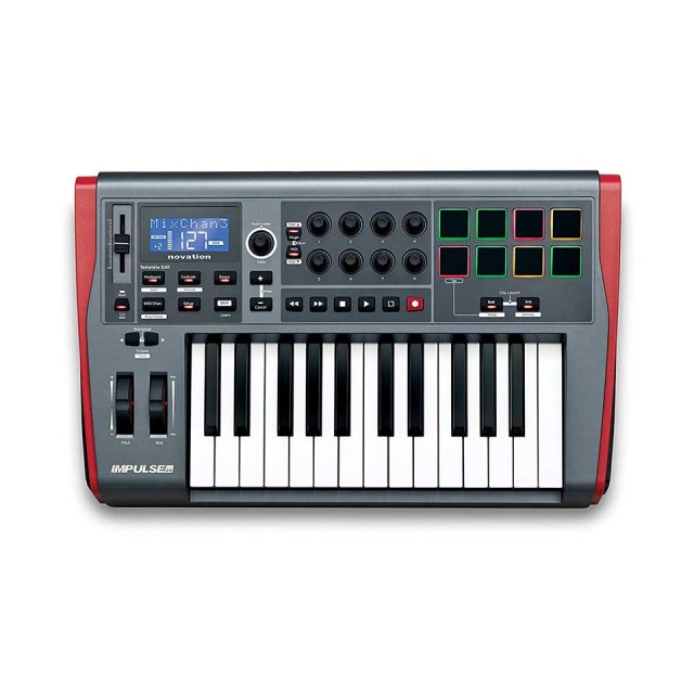 novation/Impulse 25【在庫あり】