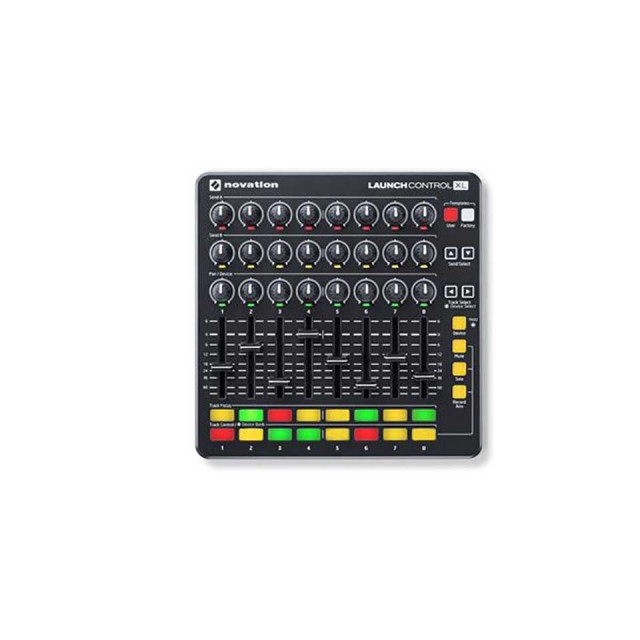 novation/LaunchControl XL MKII