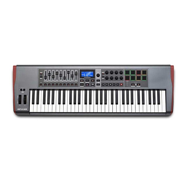 novation/Impulse 61【在庫あり】