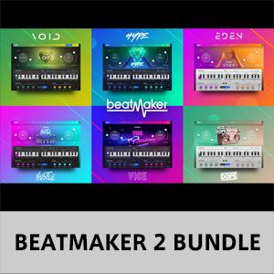 UJAM/BEATMAKER 2 BUNDLE incl HYPE【オンライン納品】【在庫あり】