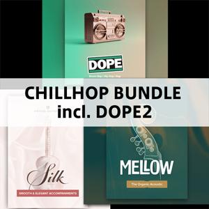 UJAM/CHILLHOP BUNDLE incl. DOPE2【オンライン納品】【在庫あり】