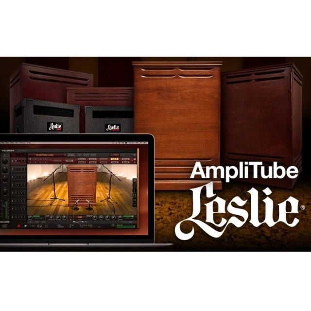 IK Multimedia/AmpliTube Leslie【オンライン納品】