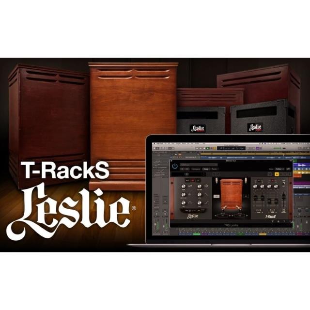 IK Multimedia/T-RackS Leslie【オンライン納品】