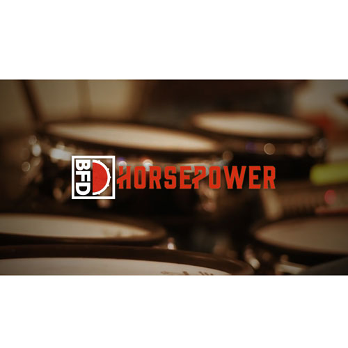 FXPansion/BFD3 Expansion Pack: Horsepower【オンライン納品】【BFD拡張】