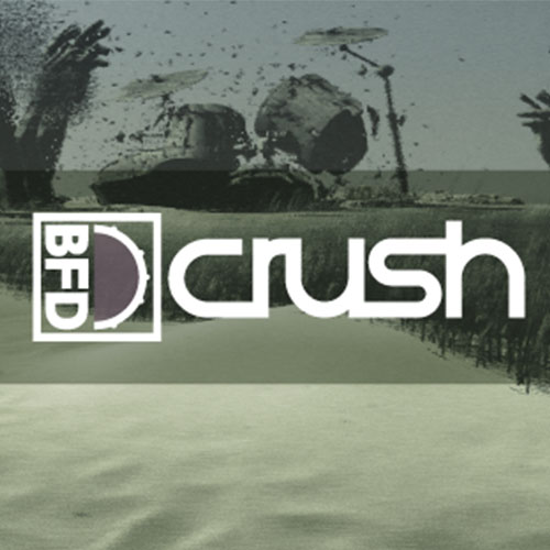 FXPansion/BFD3 Expansion Pack: Crush【オンライン納品】