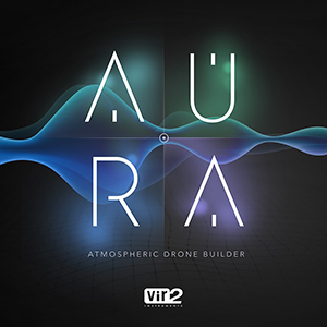 VIR2/AURA - ATMOSPHERIC DRONE BUILDER【オンライン納品】【在庫あり】