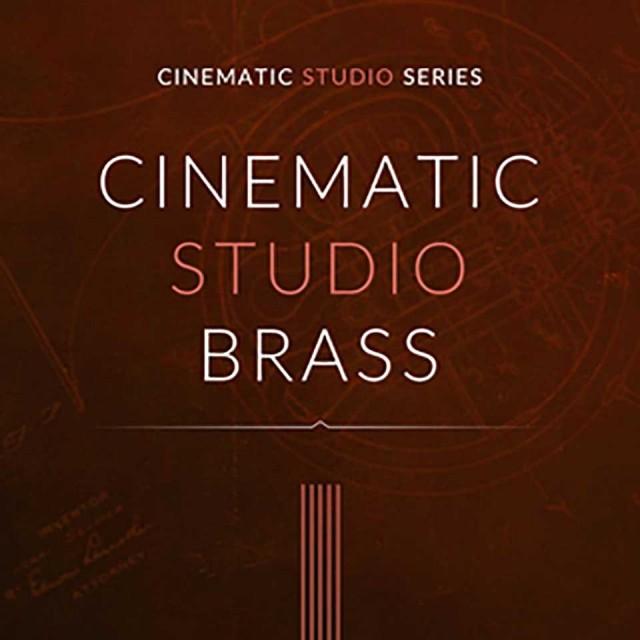 CINEMATIC STRINGS/CINEMATIC STUDIO BRASS