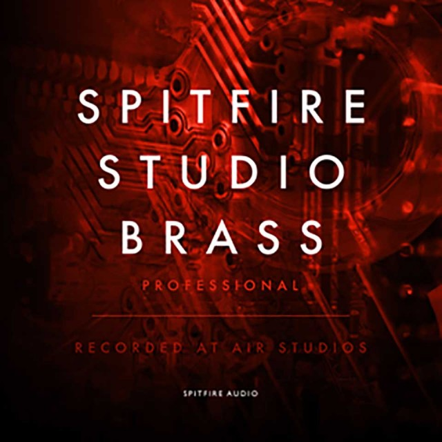 SPITFIRE AUDIO/SPITFIRE STUDIO BRASS PROFESSIONAL【オンライン納品】【在庫あり】