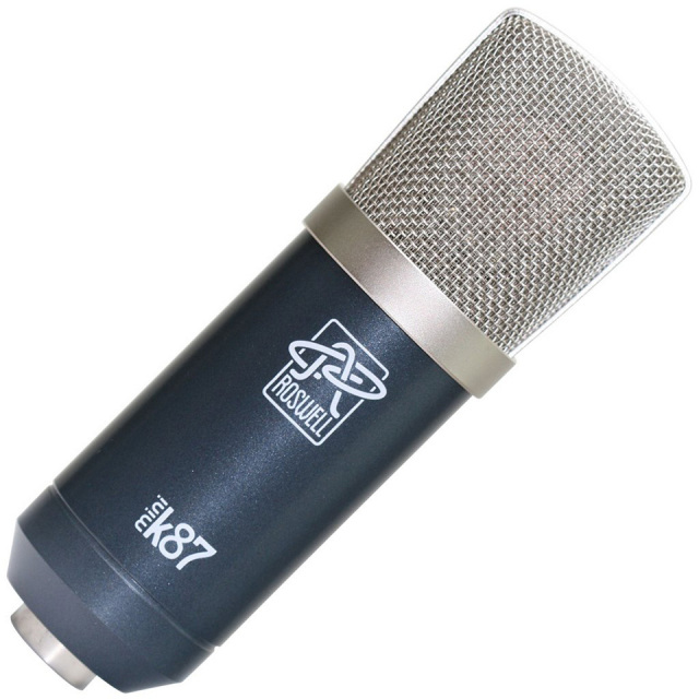 Roswell Pro Audio/mini K87【数量限定特価キャンペーン】【在庫あり】