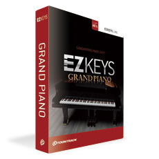 TOONTRACK/EZ KEYS - GRAND PIANO