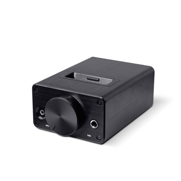 Fiio E9 デスクトップ ヘッドフォンアンプ+ボリューム コントローラー 【国内正規品】