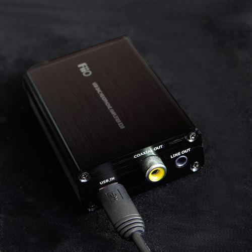 Fiio E10 USB DA/DD コンバーター 【国内正規品】