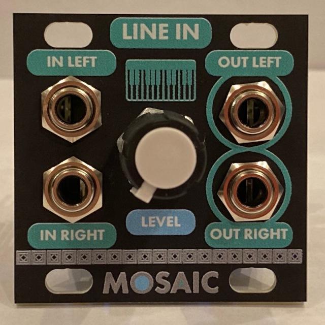 Mosaic/LINE IN【在庫あり】