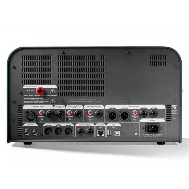 kemper profiling amplifier power head black