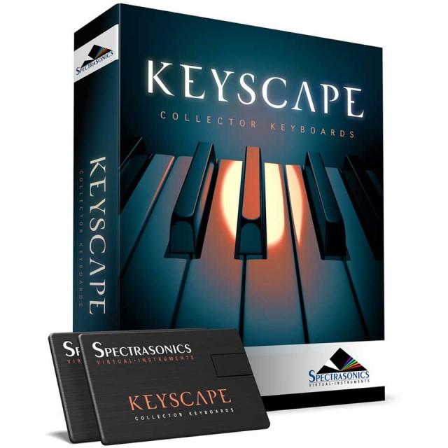 Spectrasonics/Keyscape【~8/19 期間限定特価キャンペーン】【在庫あり】