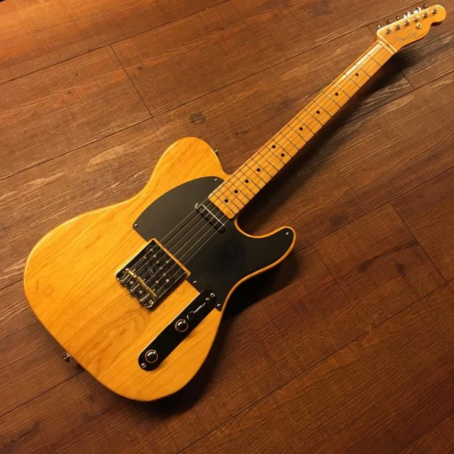 Fender/Japan Exclusive Classic 50s Telecaster TEX SPEC VNT 2016 (USED)【2011G1】