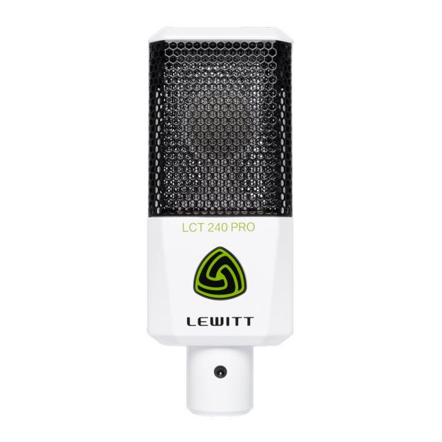 Lewitt/LCT240PRO White