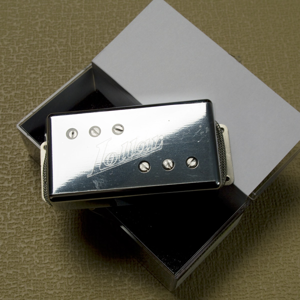 LOLLAR PICKUPS/Regal Humbucker (Bridge/Chrome)【送料無料】