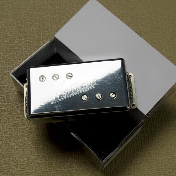 LOLLAR PICKUPS/Regal Humbucker (Bridge/Chrome)【送料無料】【お取り寄せ商品】