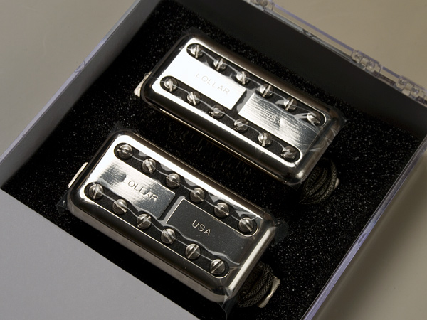 LOLLAR PICKUPS/Lollartron/Set/Nickel【送料無料】【お取り寄せ商品】
