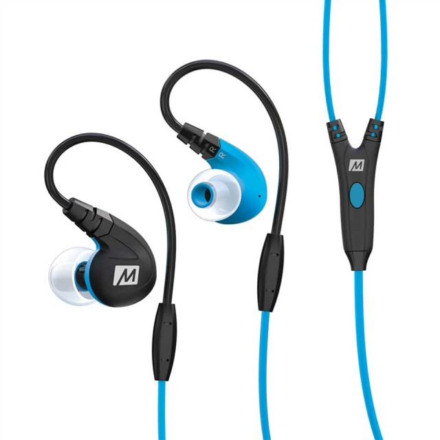 MEE Audio/M7P Blue【箱なしB級品特価】【在庫あり】