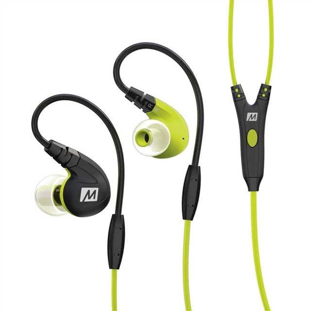 MEE Audio/M7P Green【B級品特価】【ポータブルオーディオ処分市】【在庫あり】