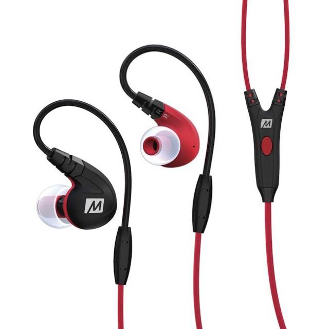 MEE Audio/M7P Red【箱なしB級品特価】【在庫あり】