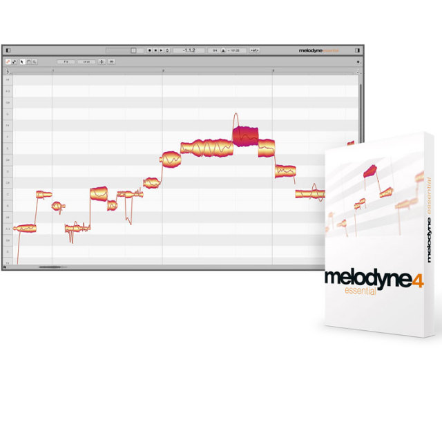 Celemony Software/MELODYNE 4 ESSENTIAL【在庫あり】