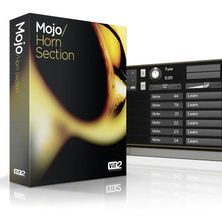 VIR2/Mojo Horn Section【オンライン納品】【在庫あり】