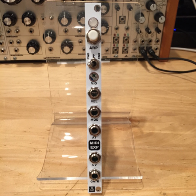 Synthrotek/MST MIDI to CV Expander