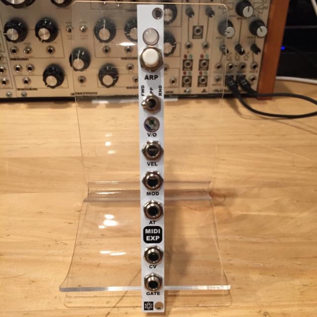 Synthrotek/MST MIDI to CV Expander【在庫あり】