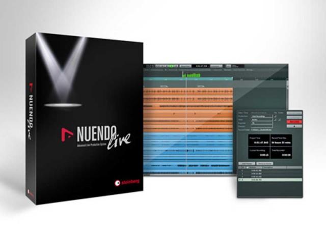 Steinberg/Nuendo Liveスタインバーグ ヌエンド ライヴ