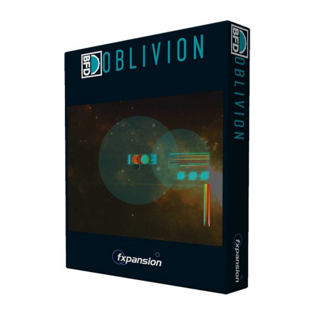 FXPansion/BFD3/2Expansion Pack: Oblivion【オンライン納品】【BFD拡張】