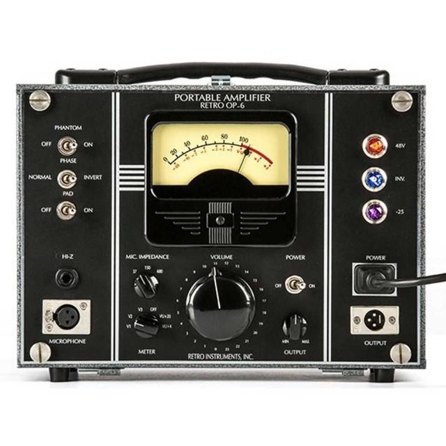 Retro Instruments/OP-6【在庫あり】