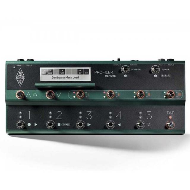 Kemper/Profiler Remote