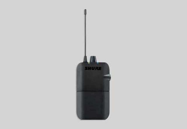 SHURE/P3R【PSM300対応 ワイヤレスモニターシステム ボディパック型 受信機】