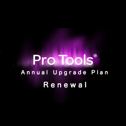 Avid/Annual Upgrade Plan Renewal for Pro Tools【期間限定MAPキャンペーン】【更新版】【在庫あり】【オンライン納品】