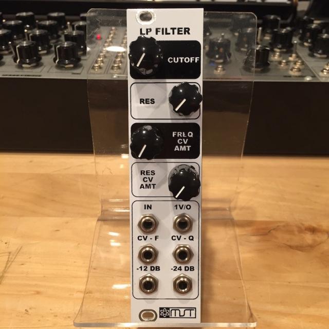 Synthrotek/MST VC Low Pass Filter【World Trade Gear】