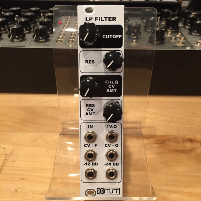 Synthrotek/MST VC Low Pass Filter【World Trade Gear】