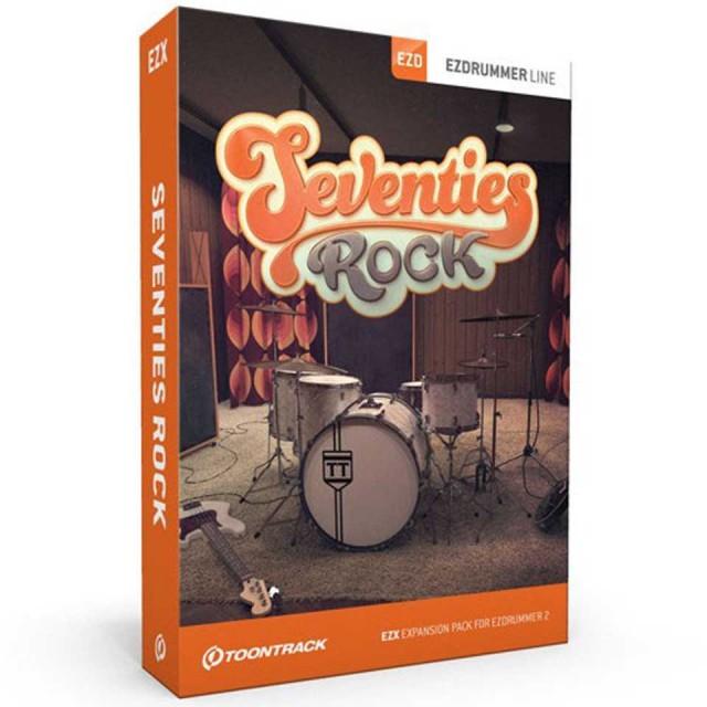 TOONTRACK/EZX SEVENTIES ROCK