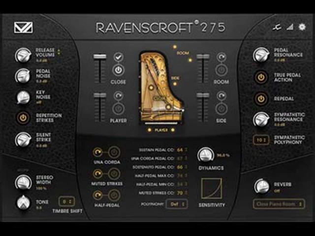 VI Labs/Ravenscroft 275【オンライン納品】【FOMIS】【在庫あり】