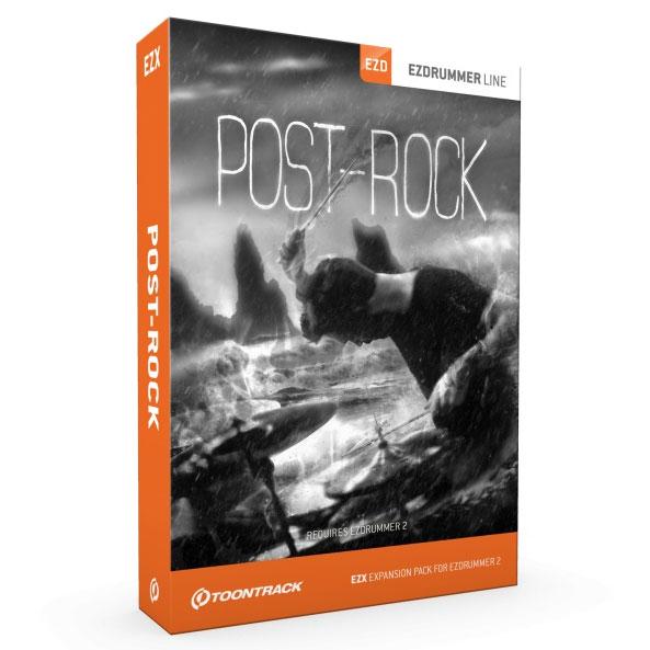 TOONTRACK/EZX POST-ROCK